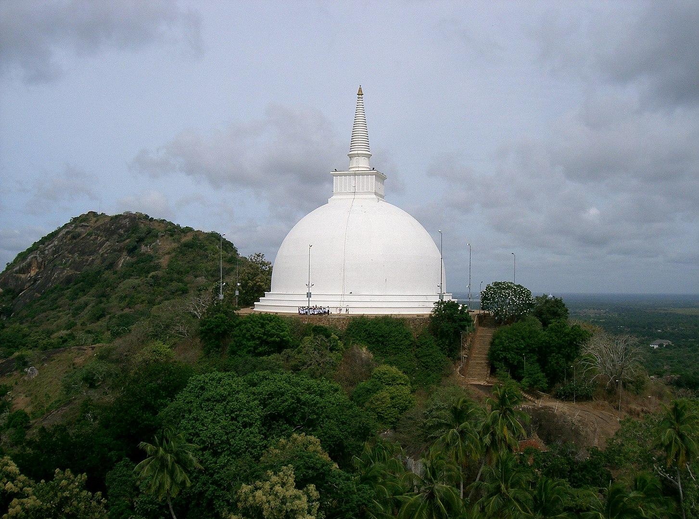 Stupa Mihintale Sri Lanka